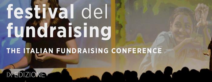 Festival del Fundraising 2016: si parte, non lo sapevate?